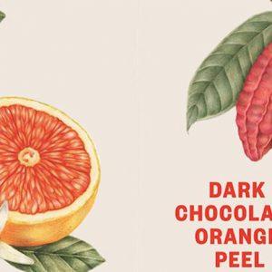 Với hương vị vỏ cam, thanh sô-cô-la đen cam của Alluvia gợi nhớ về những món ăn thần tiên thời thơ ấu