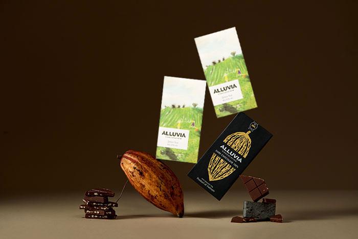 Socola trà xanh giúp bảo vệ tim mạch, giảm cholesterol